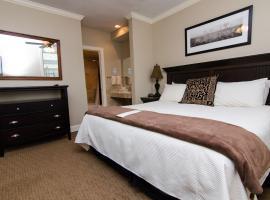 The Eldridge Hotel – hotel w mieście Lawrence