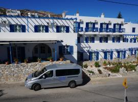 Adonis Hotel, hotel in Apollon
