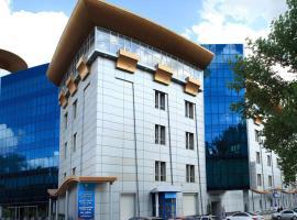 Tsunami Spa Hotel, готель у місті Дніпро