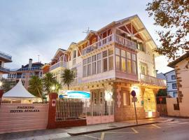 Hotel Atalaya, hotel en Mundaka