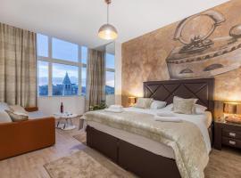 PRIMA Life Spalato, hotel in Split