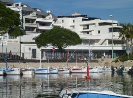 O de mer D101, apartment in La Ciotat