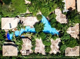 Sombra e Água Fresca Resort, hotel perto de Chapadão, Pipa