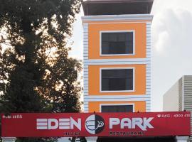 Eden Park、ポンディシェリのホテル