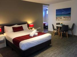 Parkdale Motor Inn, hotel near Moorabbin Airport - MBW,