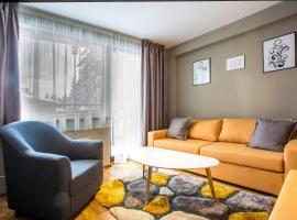 Sunny Hills Ski&Wellness, hotel in Pamporovo