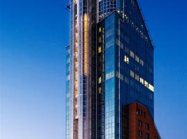 Best Western Plus Hotel Plaza, hotel in Västerås