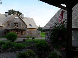 Rezidence Kurzeme, hotel near Strazde Evangelical Lutheran Church, Kāķīši