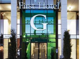 First Hotel G, hotel in Gothenburg