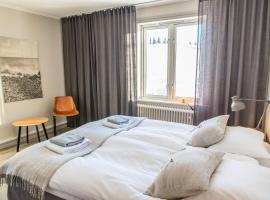 Millestgården Eco lodge, hotel in Duved