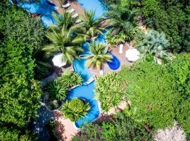 Sombra e Água Fresca Spa Floresta, hotel em Pipa