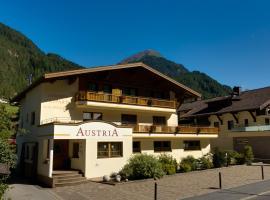 Ferienhaus Austria, B&B in Sölden