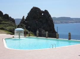 Villa Le Conchiglie, holiday home in Nebida