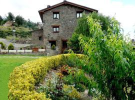 Casa rural Les Flors, country house in Gramós