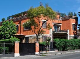 Suite Oriani, hotel near Auditorium Parco della Musica, Rome