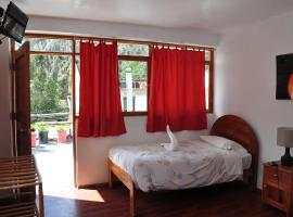 Las Orquideas Ollantaytambo, pet-friendly hotel in Ollantaytambo