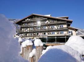 Aktiv- und Wellnesshotel Haidachhof superior, golf hotel in Fügen