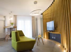 Apartamenty Centrum – hotel w mieście Gorzów Wielkopolski
