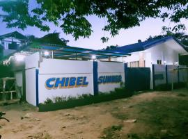 Chibel Summer Riverside Hotel, hotel in El Nido
