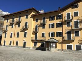 Residence Redicervinia, serviced apartment in Breuil-Cervinia
