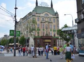 Central Business Apartments Terazije, apartman u Beogradu