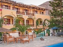 Santa Elena, hotel in zona Spiaggia di Monolithos, Kamari