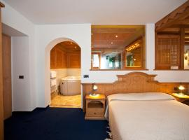 Hotel El Mondin, hotel a Fiera di Primiero