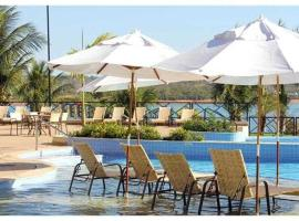 Marina Flat, hotel near Náutico Praia Clube, Caldas Novas