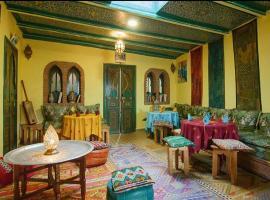 Dar Aldea, hotel en Chefchaouen