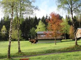Chalet Le Forestier, accessible hotel in Bullange