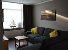 Vakantiehuis Jeanne Panne, pet-friendly hotel in Nieuwpoort