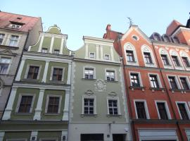 Rosemary's Private Ensuite Rooms in Old Town, boutique hotel in Poznań