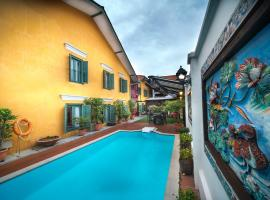 Yeng Keng Hotel, hotel near Penang Jetty, George Town