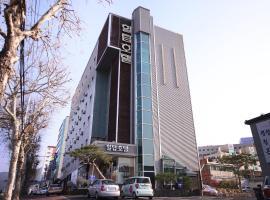 Daegu Hilltop Hotel, hotel en Daegu