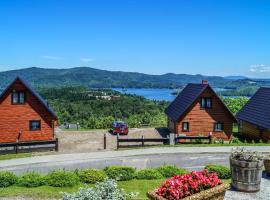 Na Górce - Domki z Widokiem Na Jezioro i Góry – hotel w Polańczyku