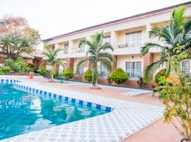 Chamba Valley Exotic Hotel, hotel en Lusaka