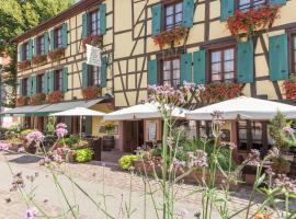 Hôtel du Mouton, hotel near Château de Saint-Ulrich, Ribeauvillé