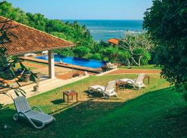 Highland Villa, hotel in Weligama
