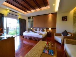 Rapeepan Ville Hotel, hotel in Ubon Ratchathani