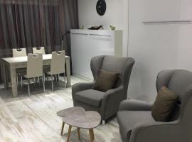 Flaminia Wohnung 15, Ferienwohnung in Leukerbad
