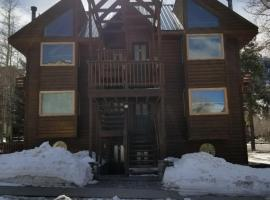 Alpenglow Vacation Rentals, spa hotel in Ouray