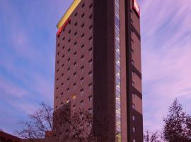 ibis Santiago Providencia, hotel in Santiago