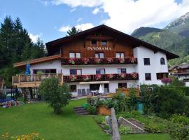 Haus Panorama, hotel near Train Station Lermoos, Lermoos