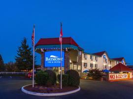 Baymont INN & Suites by Wyndham, hotel near Bellingham International Airport - BLI,