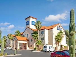 Baymont by Wyndham Tucson Airport, hotel v destinaci Tucson