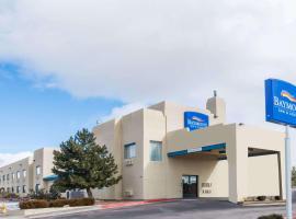 Baymont by Wyndham Santa Fe, hotel in Santa Fe