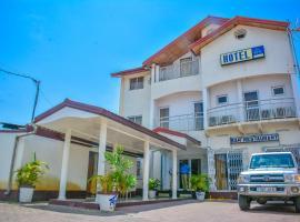 Résidence Hôtelière de Moungali, hotel in Brazzaville