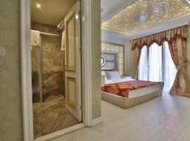 Hotel Queens Land, hotell sihtkohas Istanbul