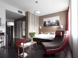 City Lofthotel Saint-Etienne, hôtel à Saint-Étienne