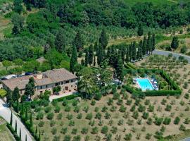 Il Casale Del Cotone, country house in San Gimignano